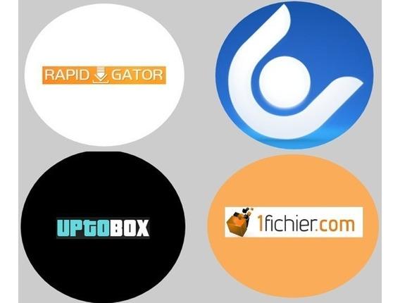 Uploaded Rapidgator Uptobox 1fichier 30dias Gerador De Link
