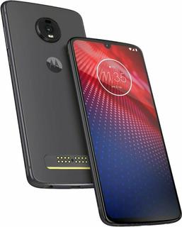 Smartphone Motorola Moto Z4 128gb 4ram Um Chip