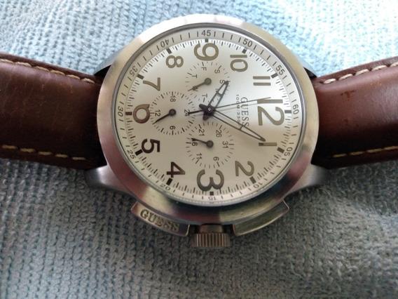 Relógio Guess Original Grande Impecável