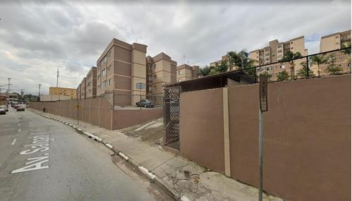 Apartamento À Venda, 56 M² Por R$ 220.000,00 - Vila Rio De Janeiro - Guarulhos/sp - Ap0089