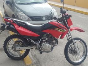 Moto Honda Xr125 L Vendida