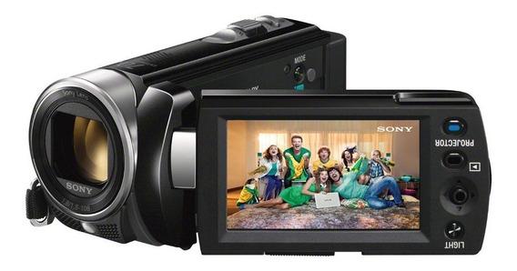 Filmadora Sony Standard Definition Dcr-pj6 Lcd 2,7 | Usado