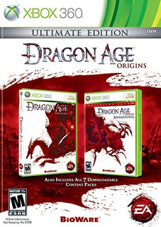 Juegos,dragon Age Origins Ultimate Edition - Xbox 360..