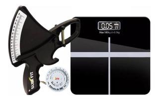 Adipometro Slim Fit Avaliação Física Plicometro