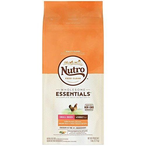 Nutro Small Breed Adult Farm Criado Arroz Integral Con Pollo