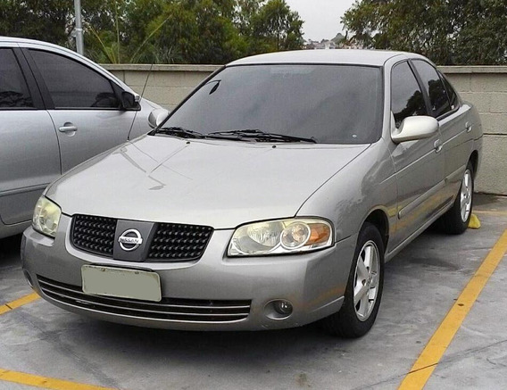 Nissan Sentra 1.8 Completo Abs Airbag Automatico