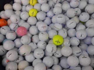 Pelotas De Golf Varia Usadas Callaway Etc. Con Envio Gratis