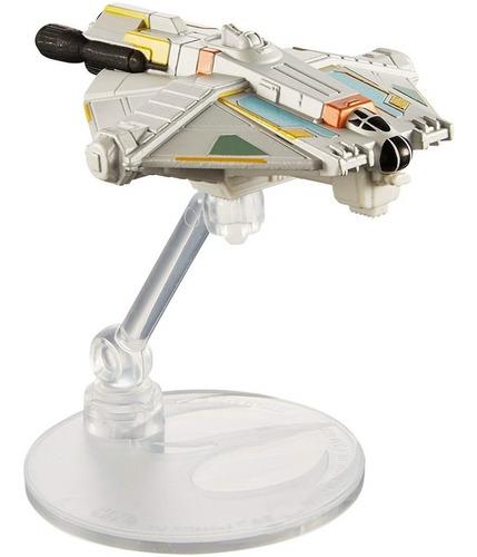Hot Wheels Star Wars Rogue One, Nave Fantasma Rebelde