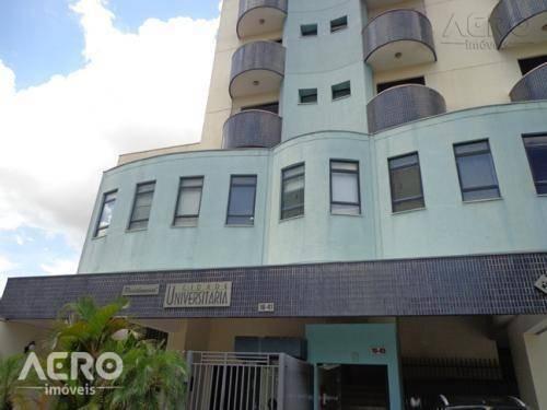 Apartamento Residencial Para Locação, Vila Nova Cidade Universitária, Bauru. - Ap1130