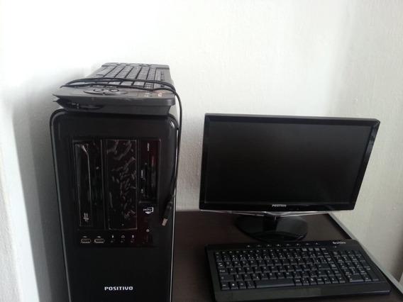 Computador Positivo Usado 2gb Ram 455gb Memoria Interna