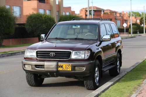 Toyota Sahara Land Cruiser Vx_r