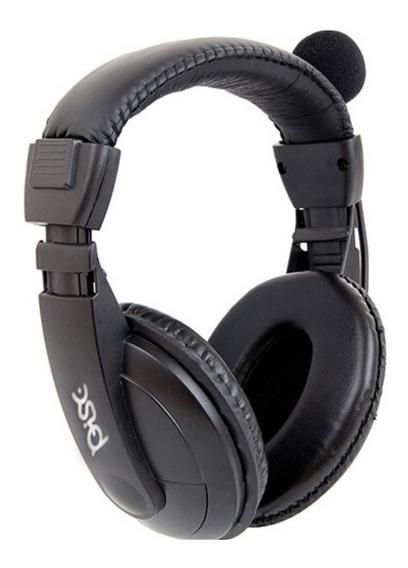 Fone De Ouvido Com Microfone Com 2 Plug P2 E Volume No Cabo
