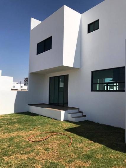 Casa En Renta Angangueo, Lomas De Angelopolis