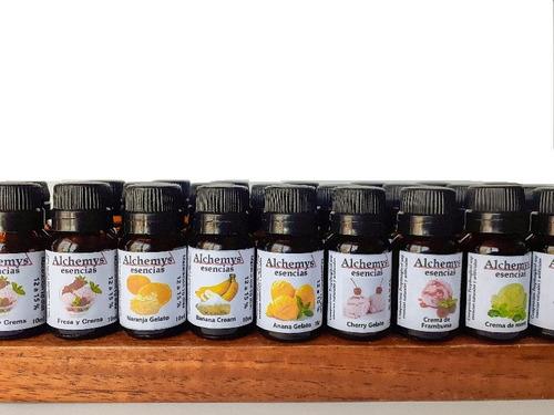 Aromas Esencias Premium Puras X10 P/base Vapeo Mercado Envío