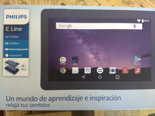 Tablet Philips E1027 10.1 Pulgadas 1280x800 Ips. 2gb + 16gb.
