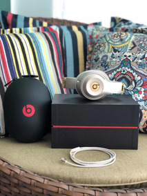 Headphone Beats Studio 2 Bluetooth Gold/dourado