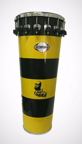 Timbal Contemporânea Signature Cara De Cobra 14pol X 90cm