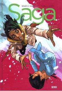 Saga Vol 5 - Hq - Devir