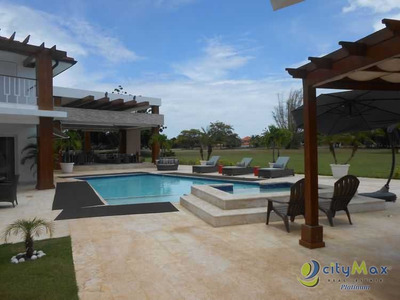 Tu Villa En Juan Dolio ,metro Country Club