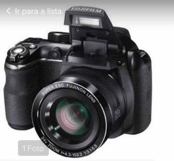 Camera Fotográfica Semi Fujifilm Finepix S4250 14mp