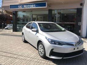 Toyota Corolla Xli 1.8 Cvt 0km Automatico