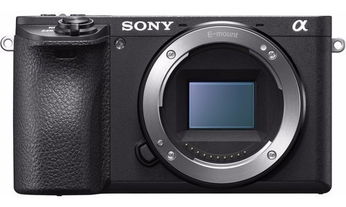 Camera Sony Alpha A6500 Mirrorless