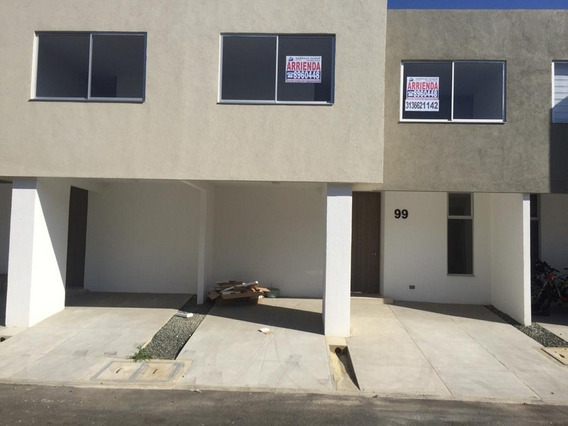 Casa En Arriendo Ciudad Country 607-1002