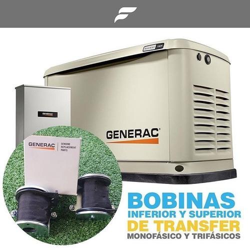 Bobinas Para Transfer Generac