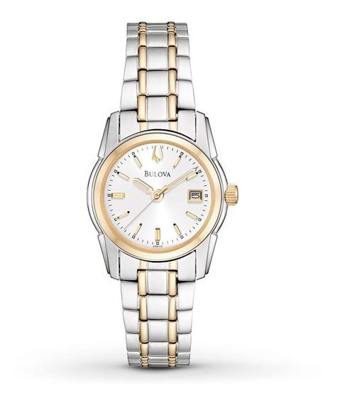 Reloj Bulova Para Dama Modelo: 98m105 Envio Gratis
