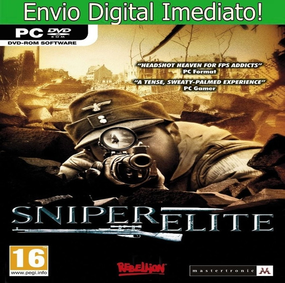 Snipe Elite 1 Pc Hd Original