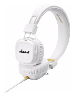 Auriculares Marshall Major II white