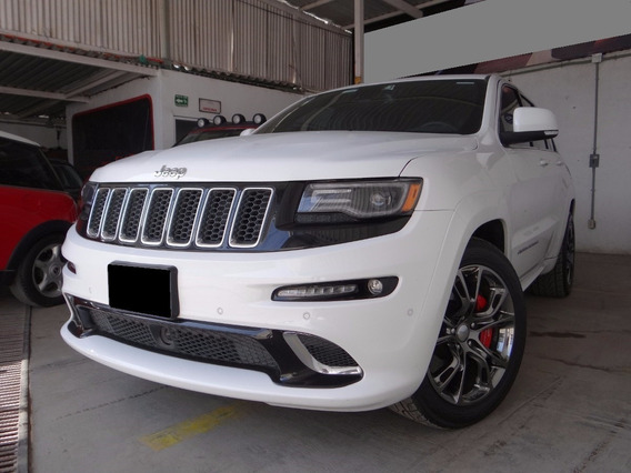 Jeep Grand Cherokee Srt 8 2,015