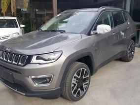 Jeep New Compass Limited Aut. Gris Entrega Ya