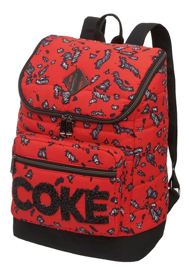 Bolsa Mochila Costas G Coca Cola Malawi - Pacific - 7845505