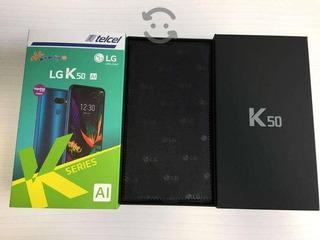 Vendo Celular Lg K50 Nuevo En Caja