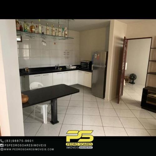 Imagem 1 de 6 de Casa Com 3 Dormitórios Para Alugar Por R$ 560/fim De Semana  - Bananeiras/pb - Ca1041