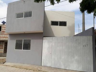 Casa En Venta,la Trinidad Tepehitectlaxcala