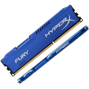 Memoria 8gb Ddr3 Kingston Hyper X Fury 1600mhz