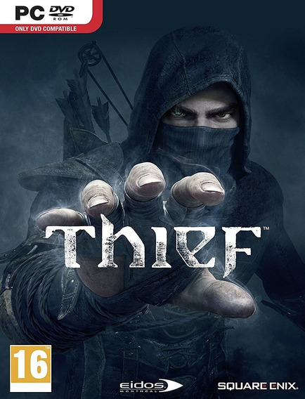 Thief Pc - 100% Original (steam Key)