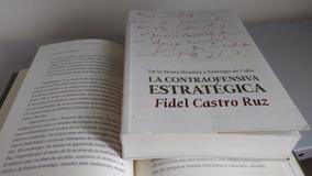 Fidel Castro - La Contraofensiva Estratégica Frete Grátis