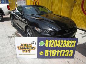 Mustang Gt 2015