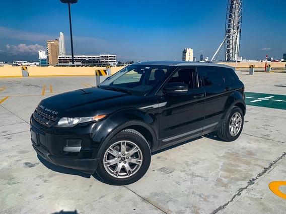 Land Rover Range Rover Evoque Pure 2013