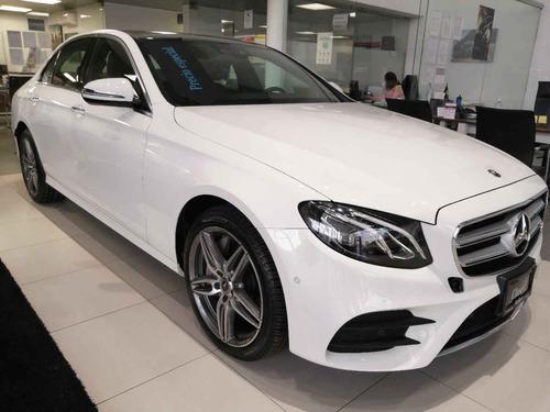 Imagen 1 de 15 de Mercedes-benz  Clase E  2019  4p E 400 Sport V6/3.0/t Aut