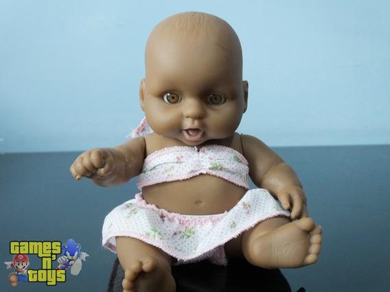 Boneca Bebê Negras Baby Roma Multibrink