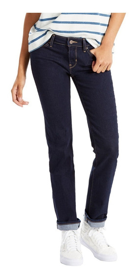 Calça Jeans Levis 712 Slim Feminina