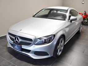 Mercedes-benz Clase C 2.0 200 Cgi Coupe At 2016