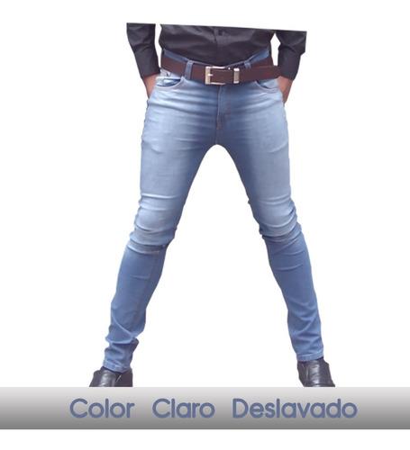 Lote De 5 Pantalones Para Hombre Entubados Skinny Entubados Mercado Libre