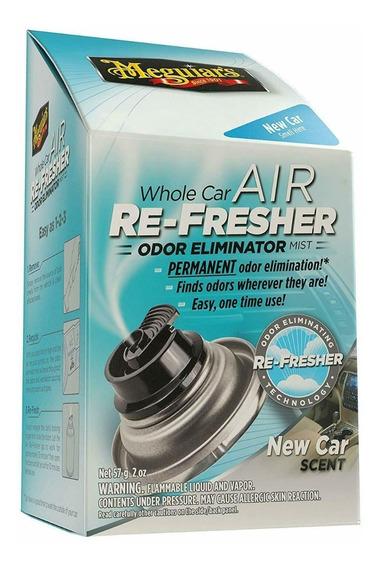 Meguiars Limpa Ar Condicionado New Car Scent Elimina Odores