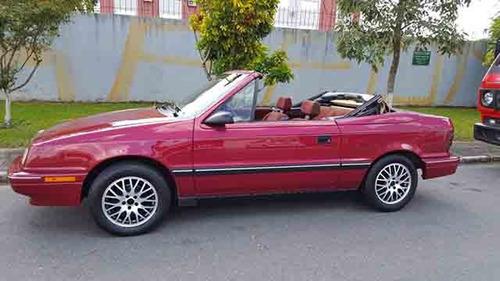 Dodge Conversivel 88 Automatico Troco Por Antigo. R$ 50 000