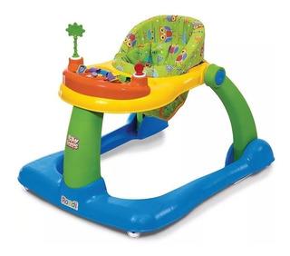 Andador Caminador Rondi 2 En 1 Baby Steps Babymovil Full